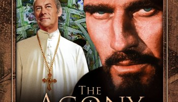 The Agony and the Ecstasy (1965) starring Charlton Heston, Rex Harrison , Diane Cilento