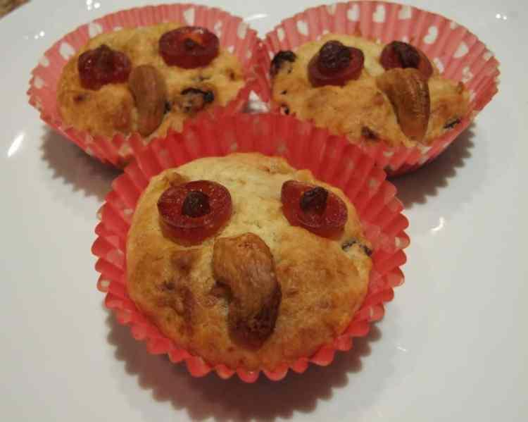 banana muffin owls