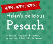 WIN a copy of Helen's delicious Pesach
