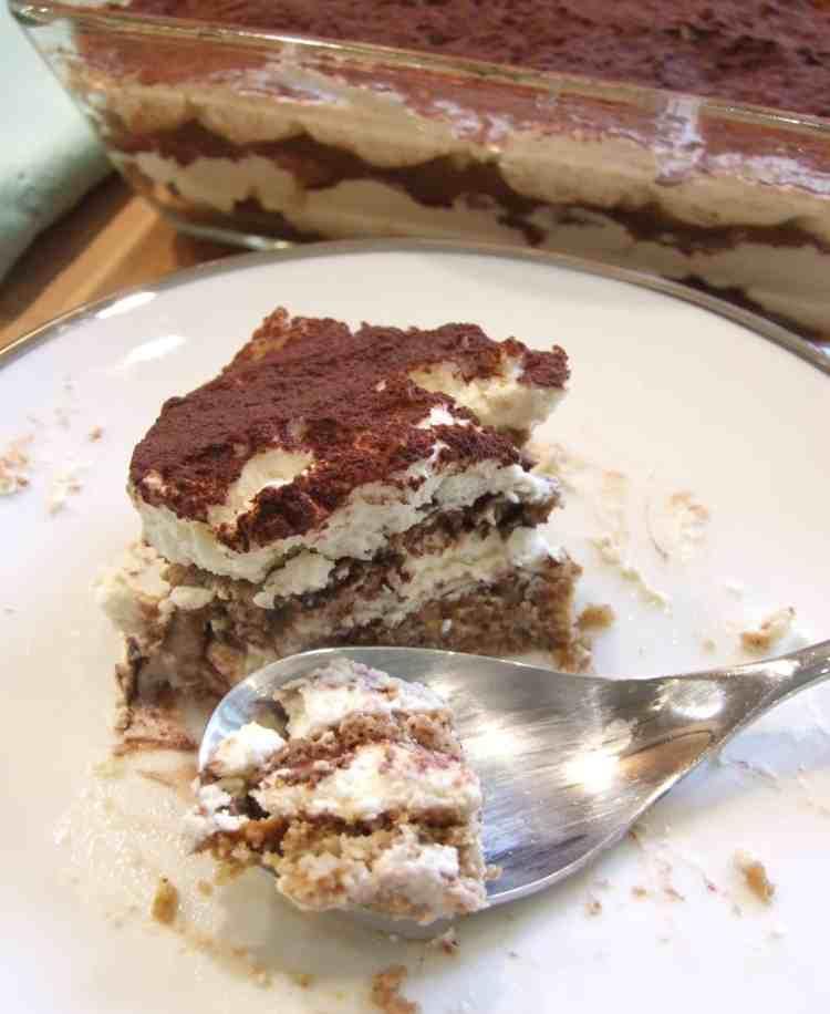 gluten free tiramisu