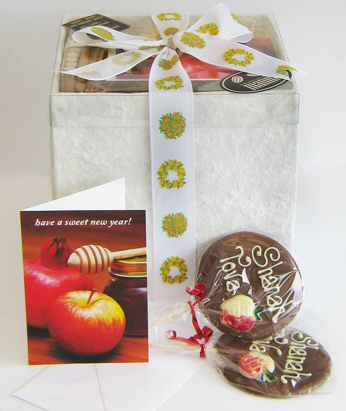 Rosh Hashanah gift basket from Ripe Gifts