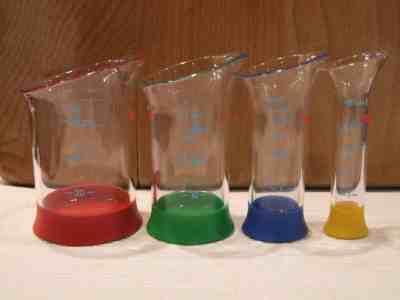 Oxo soft works measuring beaker set