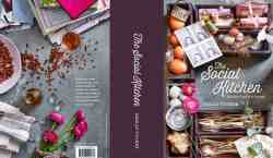 The Social Kitchen - book cover