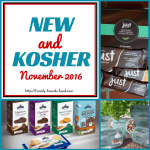 new & kosher 2016