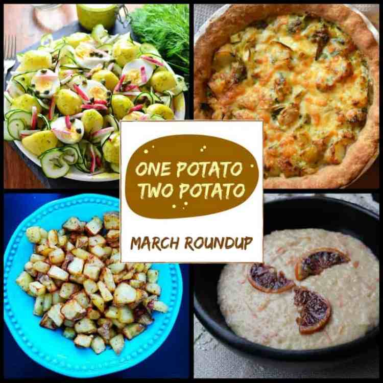one potato two potato march roundup