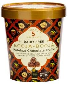 Booja Borja ice cream - new & kosher Summer 2017