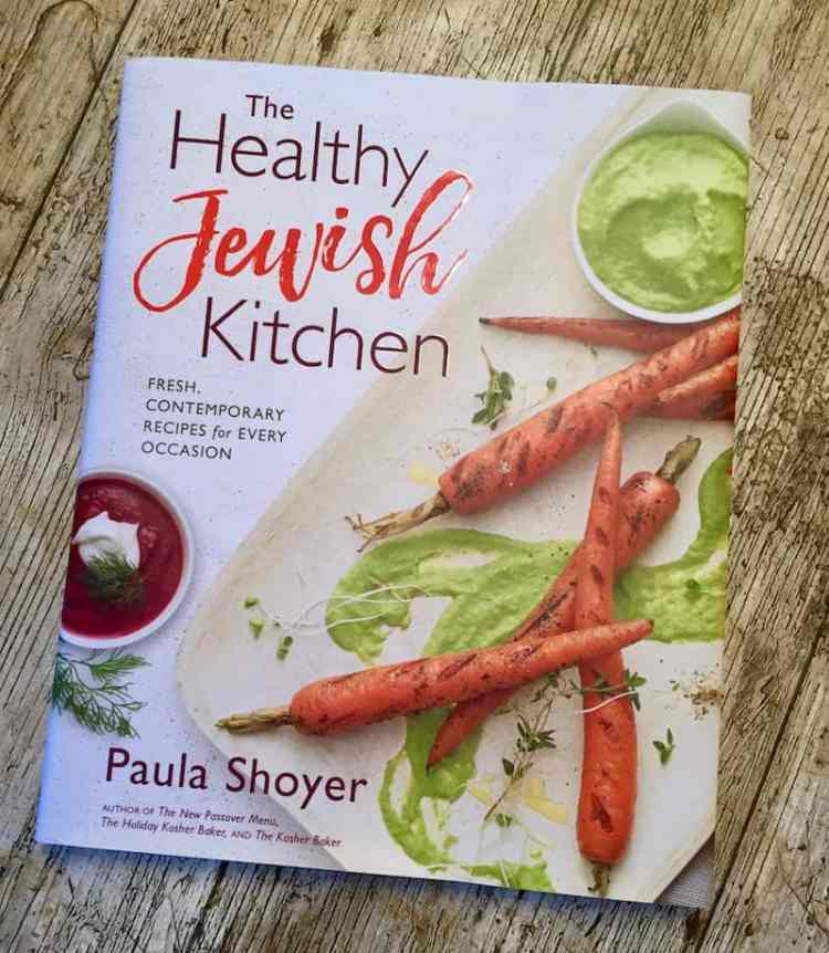 The Healthy Jewish Kitchen by Paula Shoyer. A simple-to-prepare recipe for roasted salmon fillets coated with a delicious layer of freshly crushed spices. Taken from The Healthy Jewish Kitchen by Paula Shoyer - read the full book review here!