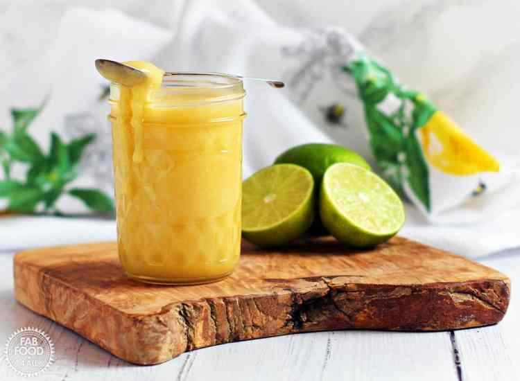 Lime-Curd-Fab Food 4 All
