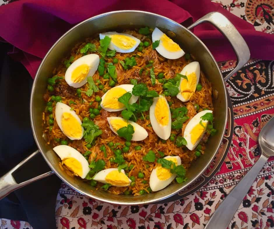 Need a quick, delightful dinner? Try easy smoked mackerel kedgeree! | Family-Friends-Food