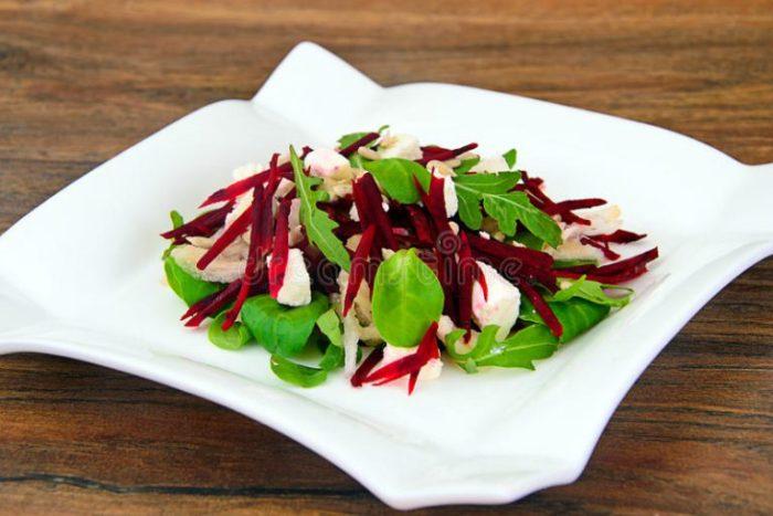 Диетический салат фото 4
