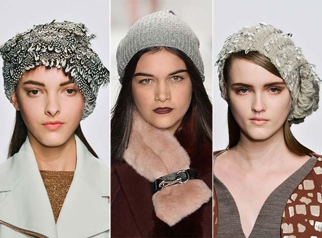 Модные и стильные шапки для женщин