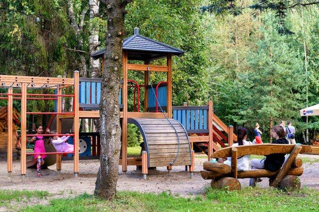парк-отель Яхонты, Ногинск
