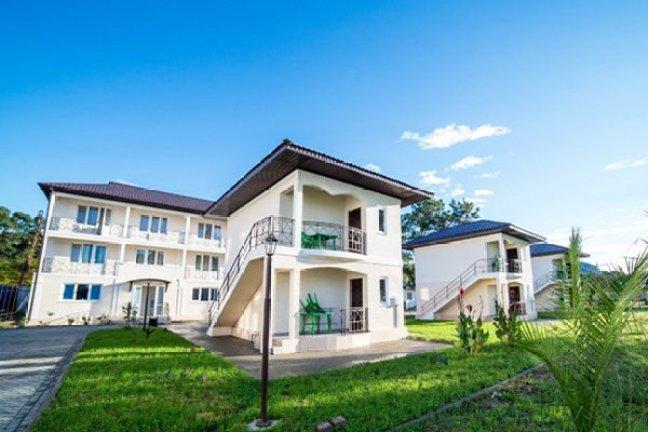 отдых в Абхазии, отель Анакопия клаб