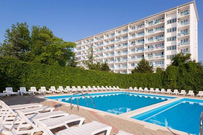 Внешний вид отеля Orchestra Horizont Gelendzhik Resort