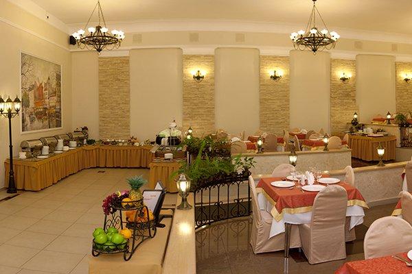 Ресторан отеля Alean Sputnik, Сочи