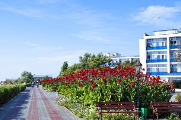 Крым, санаторий Полтава