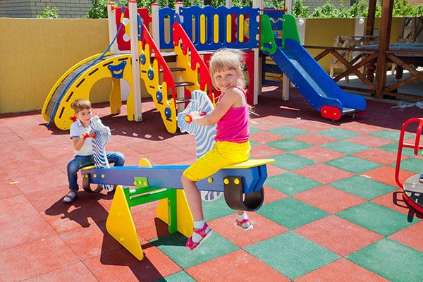 Отель Venera Resort Детская площадка