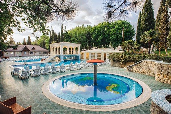 Парк-отель Porto Mare, Крым