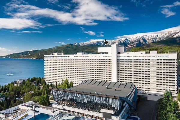 Отель Ялта-Интурист, Ялта