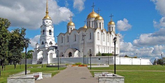 экскурсионные туры во Владимир