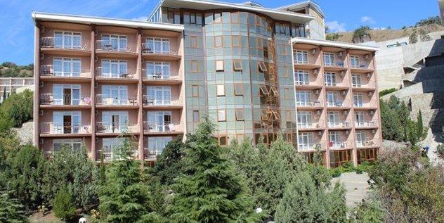 Отель Морской, Крым, Алушта