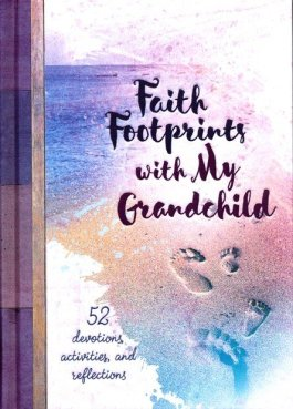 Faith Footprints With My Grandchild