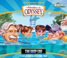 AIO55 The Deep End (Audio CD)