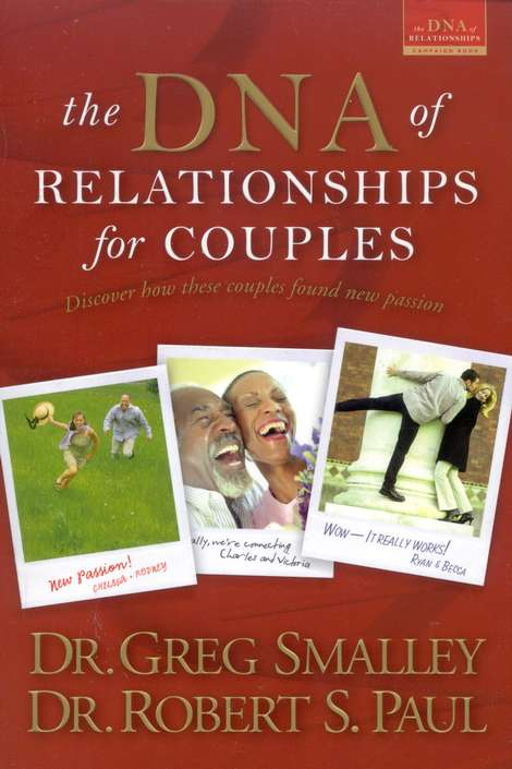 DNA Of Relationships For Couples