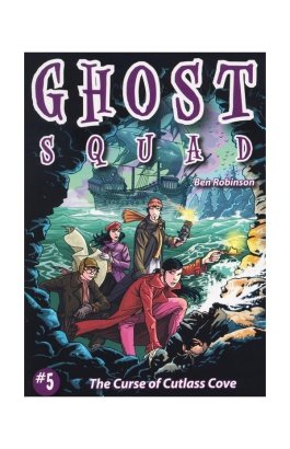 Ghost Squad 5: Curse Of Cutlass Cave