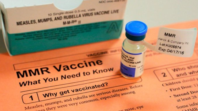 Health Officials Admit That MMR Vaccine Causes Measles