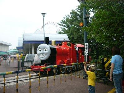 機関車ジェームス