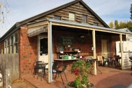 Book Cafe Near Lake Daylesford