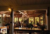 Cafe at Lavandula Daylesord Victoria Australia
