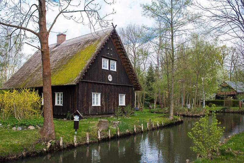 Spreewaldhaus in Lehde.