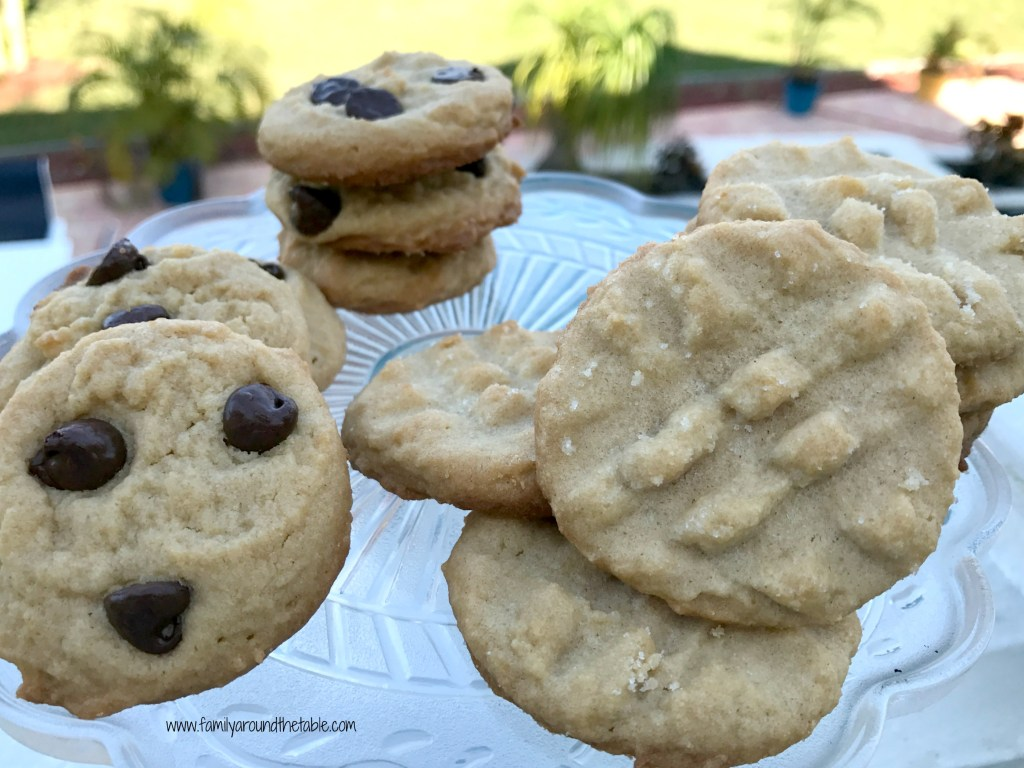 Peanut Butter Cookies | Family Around the Table