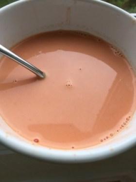 Tupleo Honey Cafe Creamy Tomato Soup