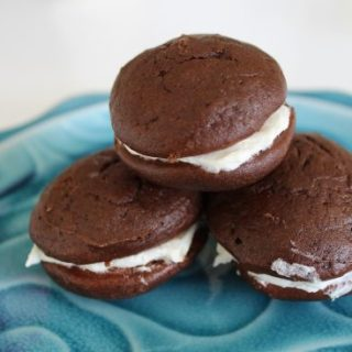 Whoopie Pies are fun treat.