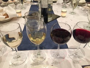 A selection of CK Mondavi Family Vineyard wines