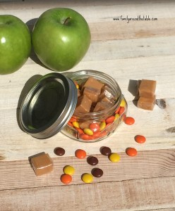 Caramel Apple in a Jar