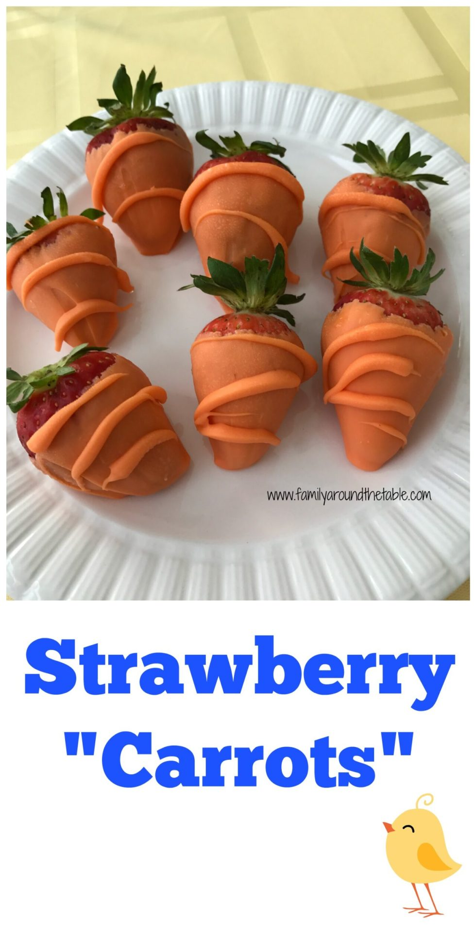 "Strawberry ""carrots"" Pinterest Image"