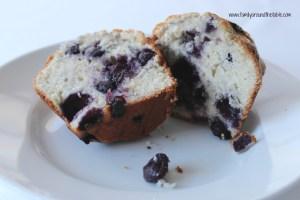 Jumbo Blueberry Muffins