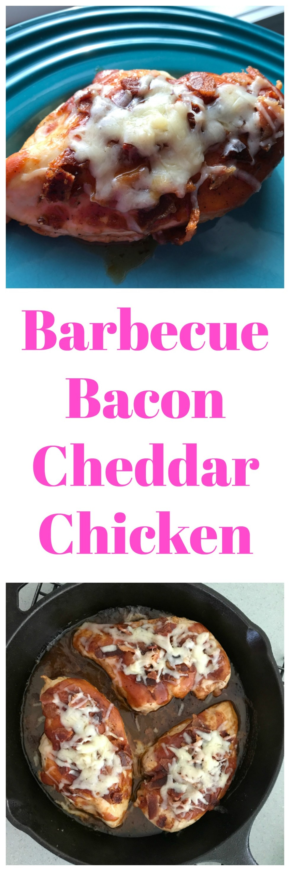 Impress friends with barbecue bacon cheddar chicken when entertaining.