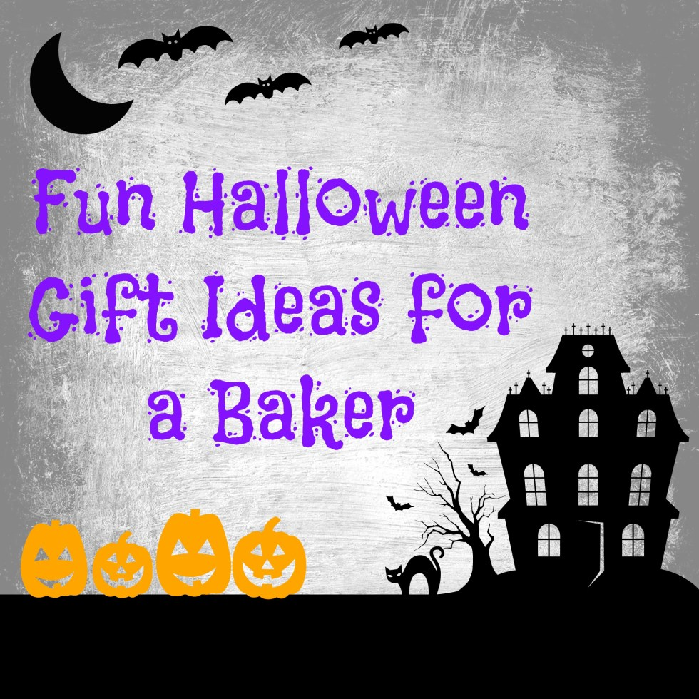 Halloween ideas for bakers