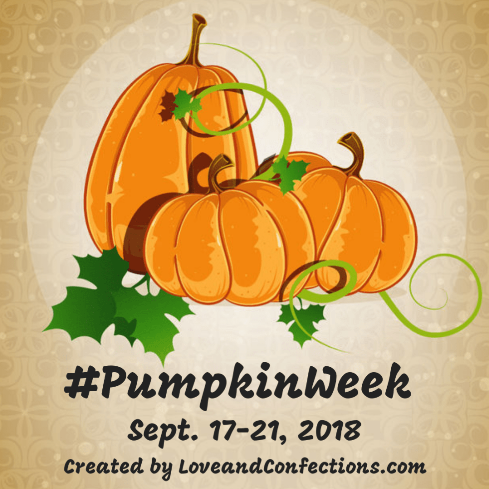 #PumpkinWeek 2018