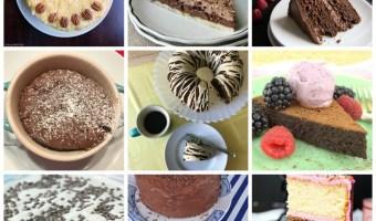 A #Choctoberfest Chocolate Cake Round-Up