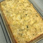 Baked artichoke squares make a great holiday appetizer or game day food.