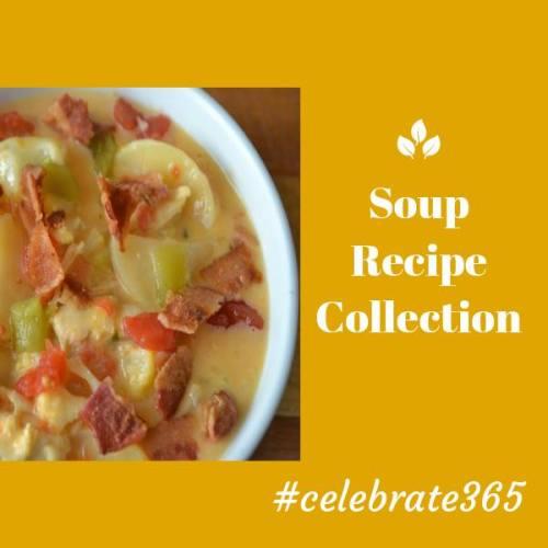 Celebrate 365 Soup Link Party
