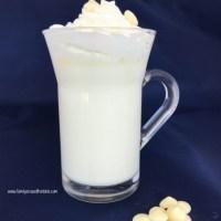 Winter White Hot Chocolate