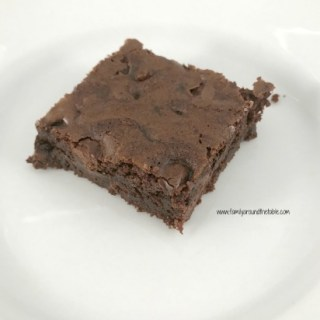 Ultimate double chocolate brownies are rich and delicious. Perfect with a glass of milk.