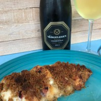 Hassleback Chicken Cordon Bleu